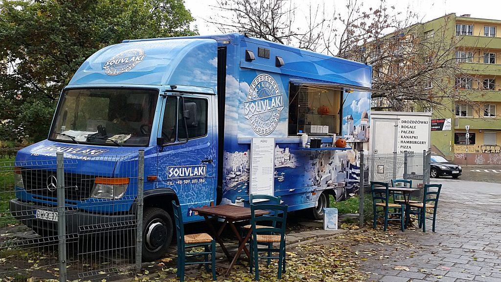 Souvlaki Greek Truck