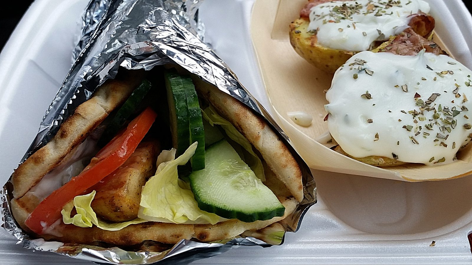 Souvlaki Greek Truck