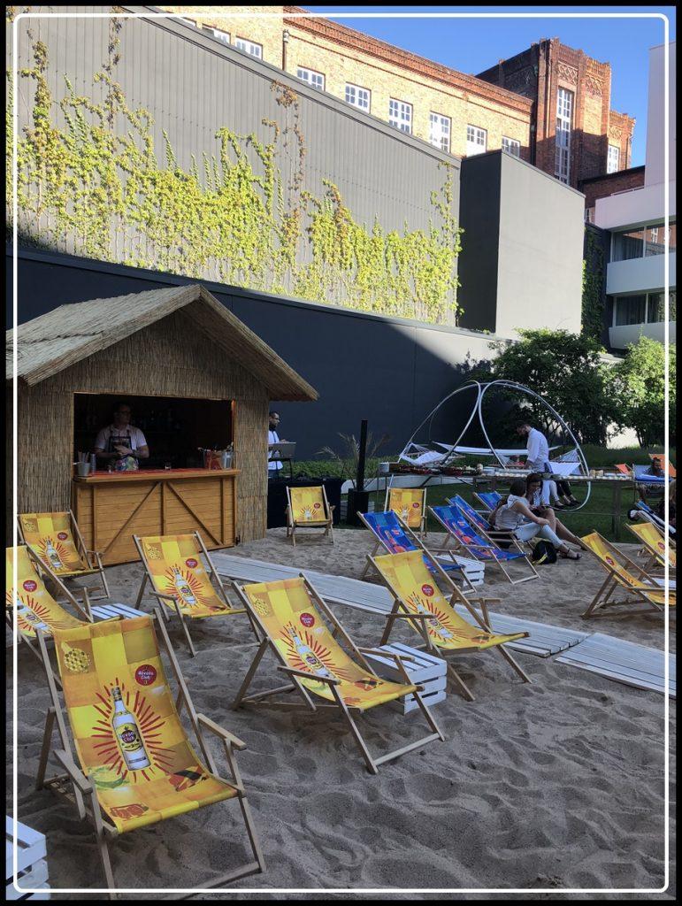 Beach bary we Wrocławiu / Wrocław Kobiecym Okiem / Ovo Beach Club