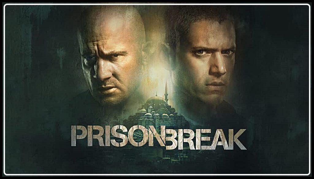 Prison Break / NETFLIX