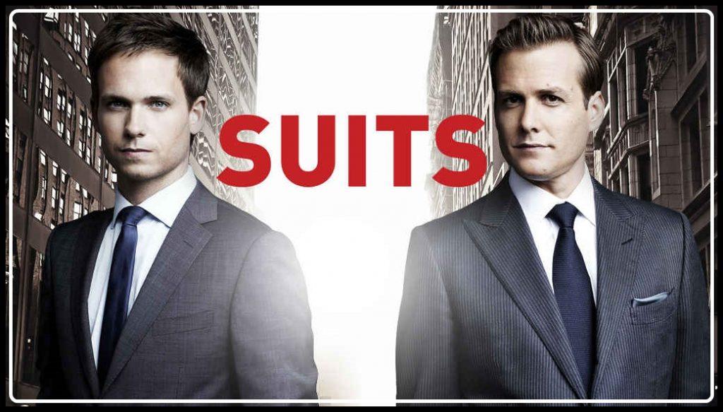 Suits / NETFLIX