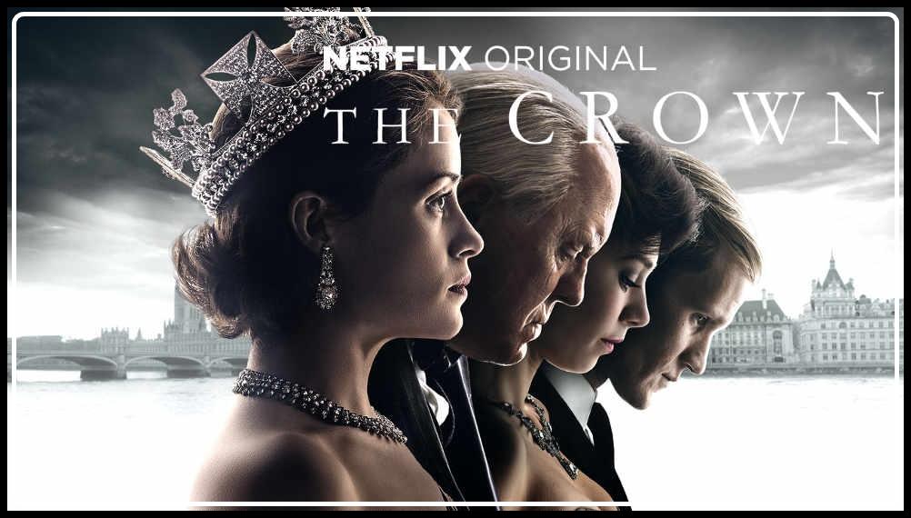 The Crown / NETFLIX