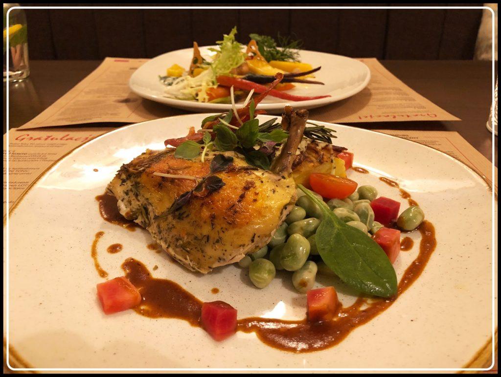 Patio, Restauracja Patio Restaurant Week Szanuj Jedzenie