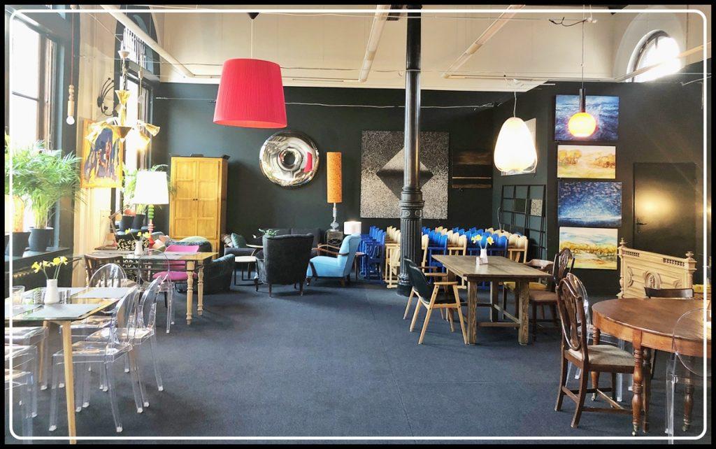 Stacja Dizajn, Stacja Dizajn Rest Bar – talerzyki zawojowały Wrocław