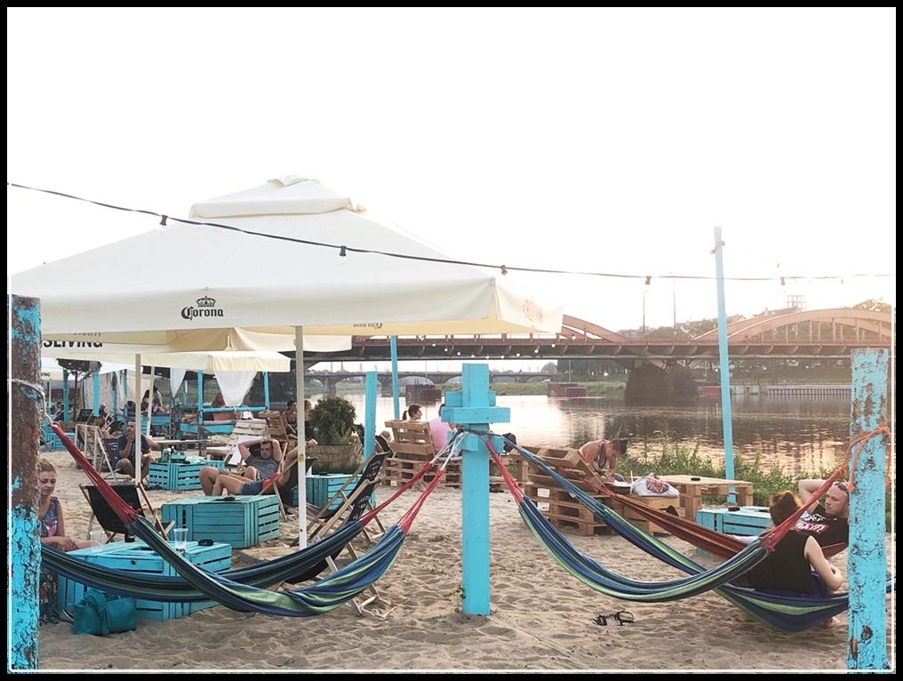 beach bary wrocław, Przewodnik chillout'u w mieście.  Beach bary Wrocław – edycja 2019
