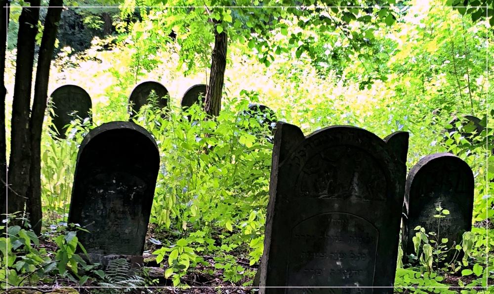 Atrakcje Łódź / Cmentarz Żydowski / Wrocław Kobiecym Okiem