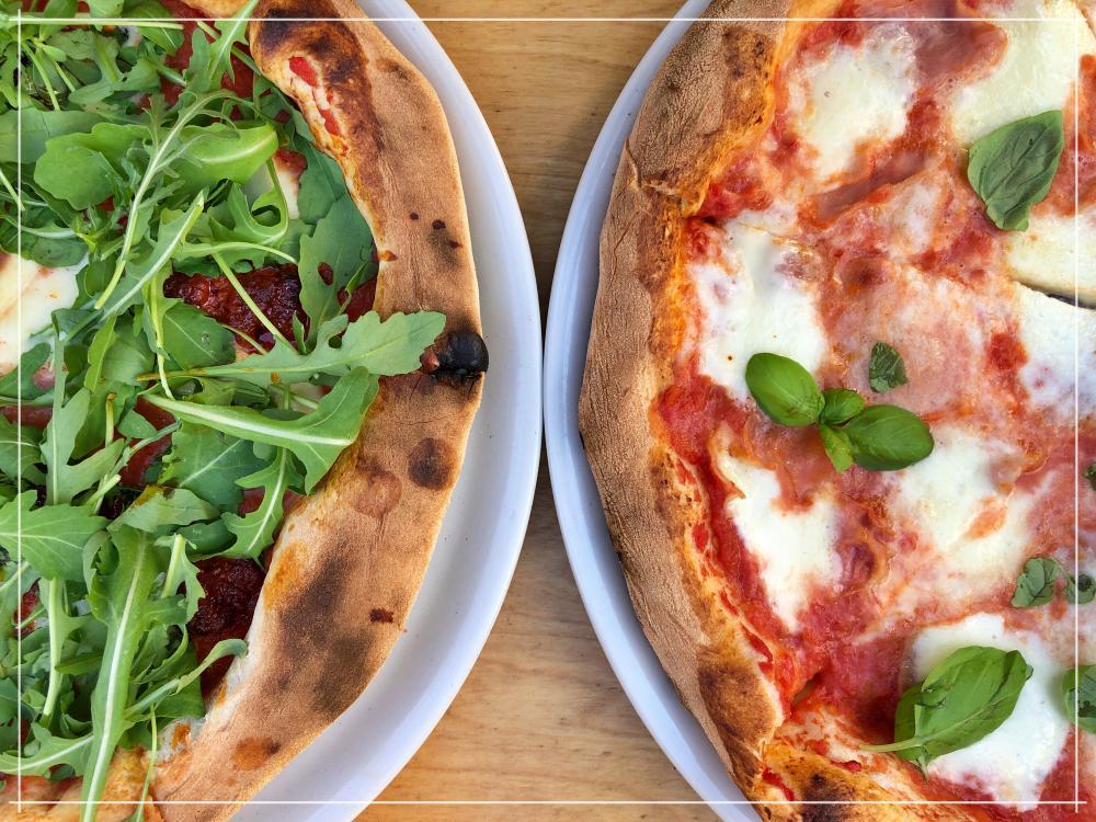 Pizzeria Domek nad fosą / Wrocław Kobiecym Okiem