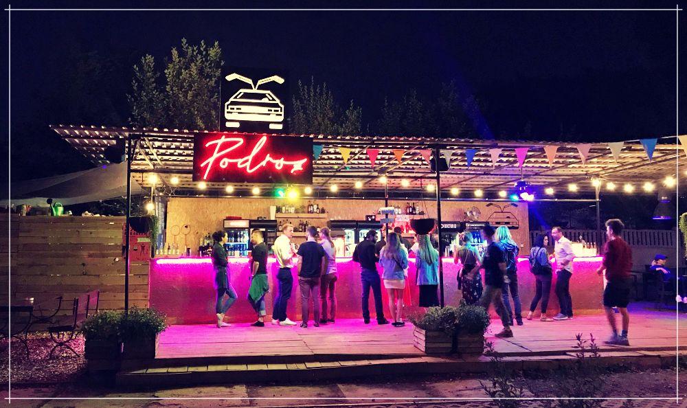 Podróż Beach Bar / Wrocław Kobiecym Okiem