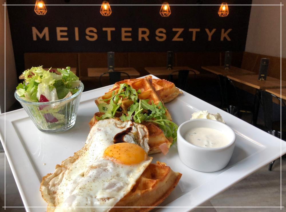 Meistersztyk / śniadanie / Wrocław Kobiecym Okiem