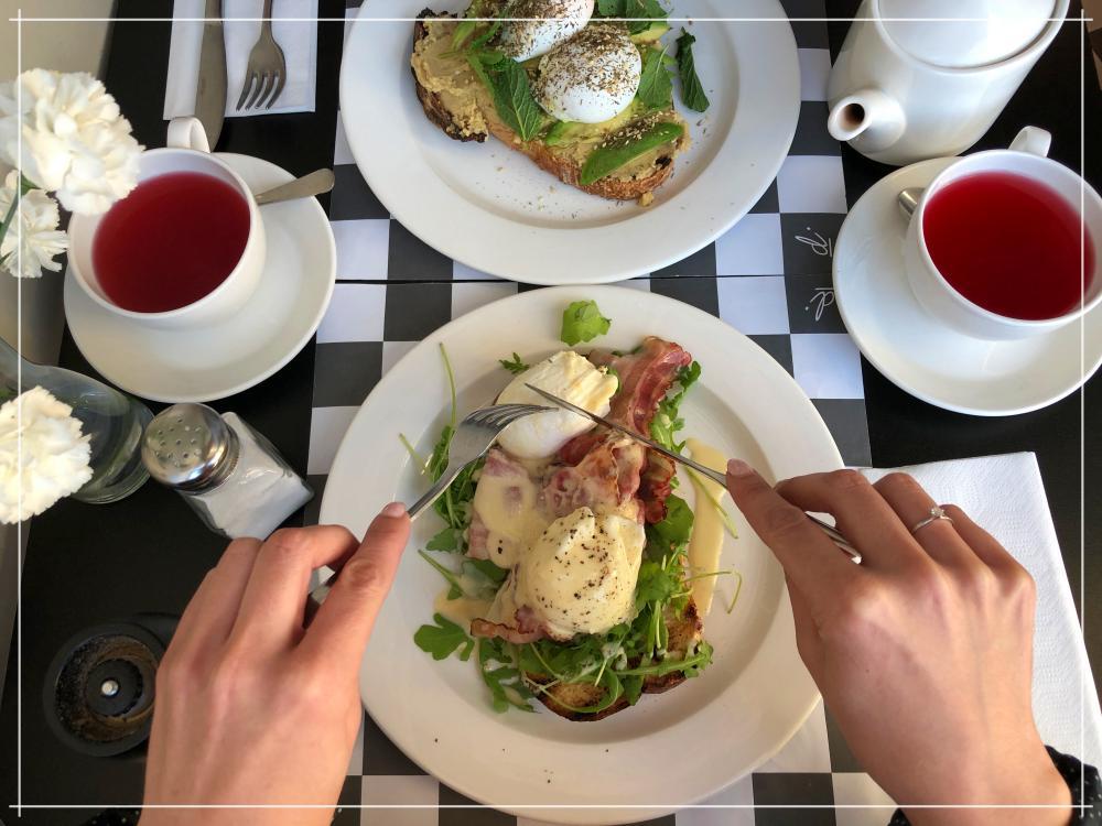 Di Cafe Deli / śniadanie we Wrocławiu / Wrocław Kobiecym Okiem