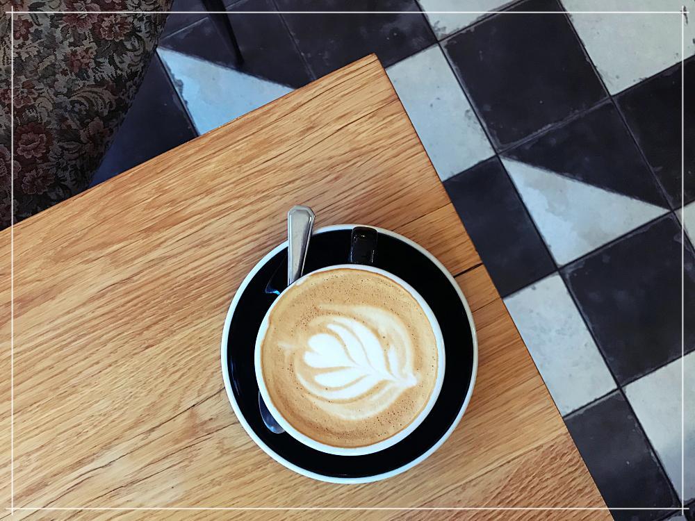 Gdzie na kawę we Wrocławiu? Kofeina by Incognito  Wrocław Kobiecym Okiem