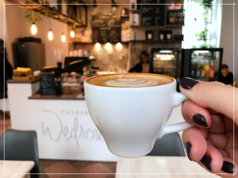 Gdzie na kawę we Wrocławi? Cherubinowy Wędrowiec Wrocław Kobiecym Okiem