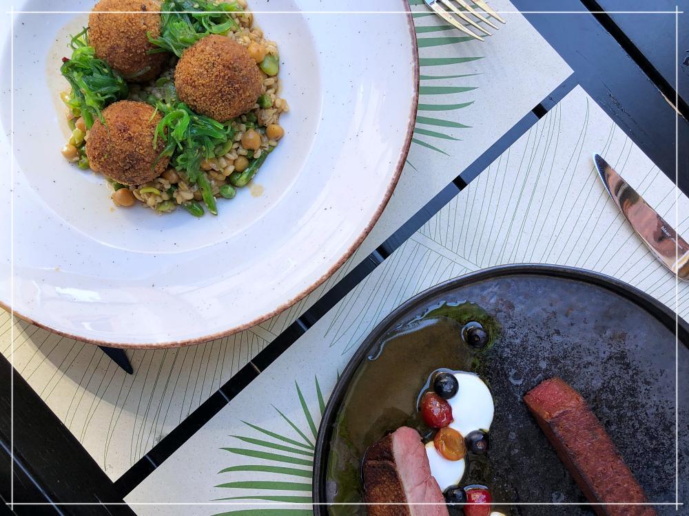 Aksameet Bistro | Restaurant Week