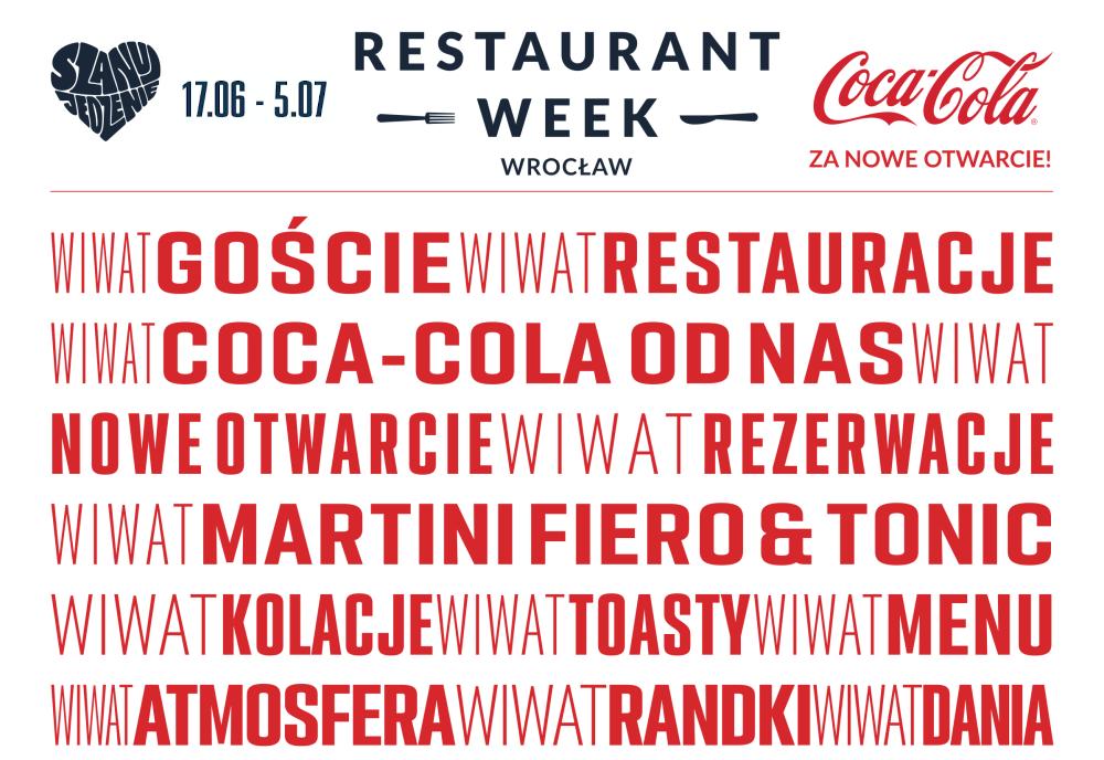 Restaurant Week 2020 - Wiwat Goście!