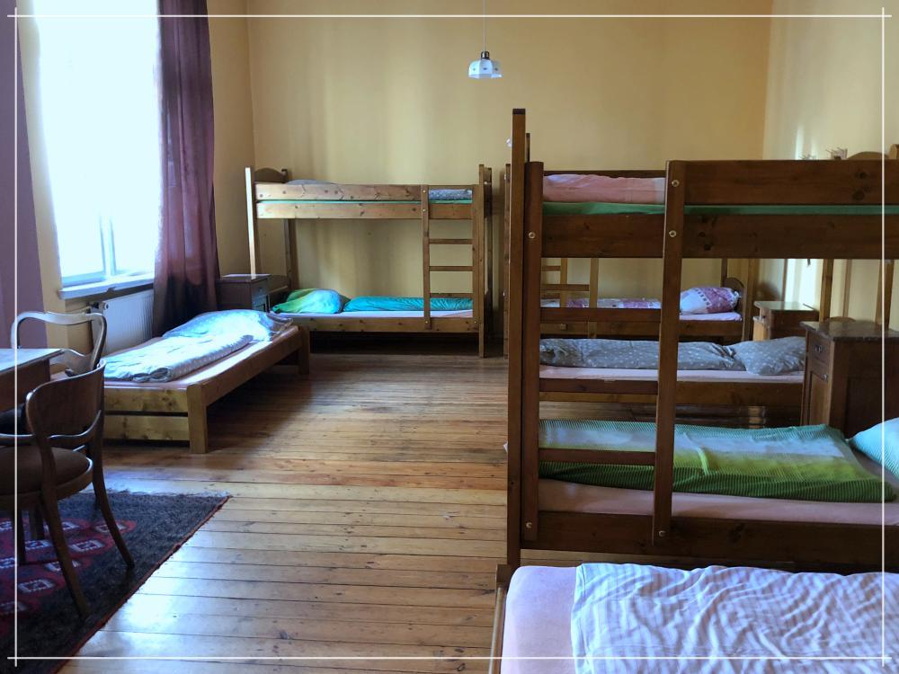 Noclegi we Wrocławiu - Mleczarnia Hostel