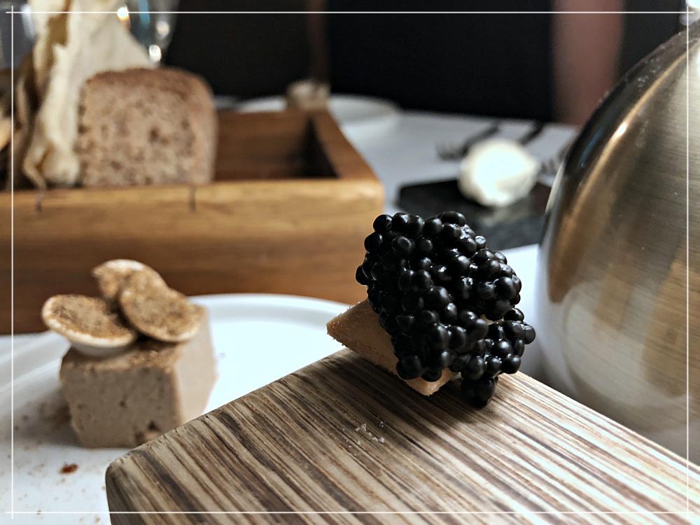 Fine Dining Week - Mennicza Fusion - Amuse-bouche