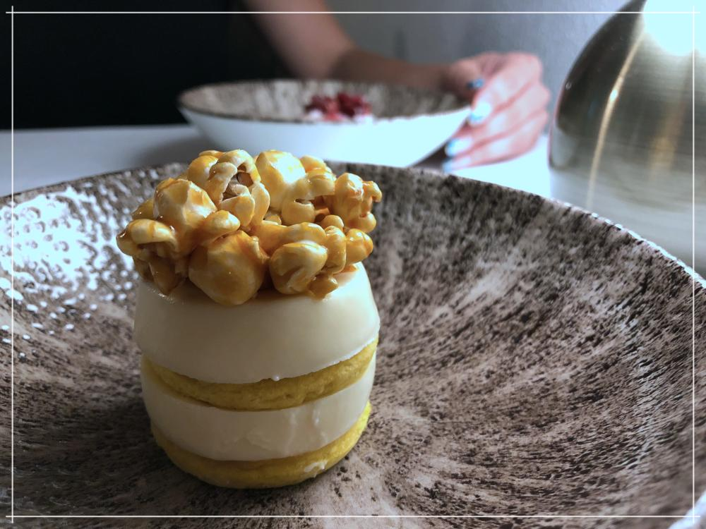 Fine Dining Week - Mennicza Fusion - Popcorncotta