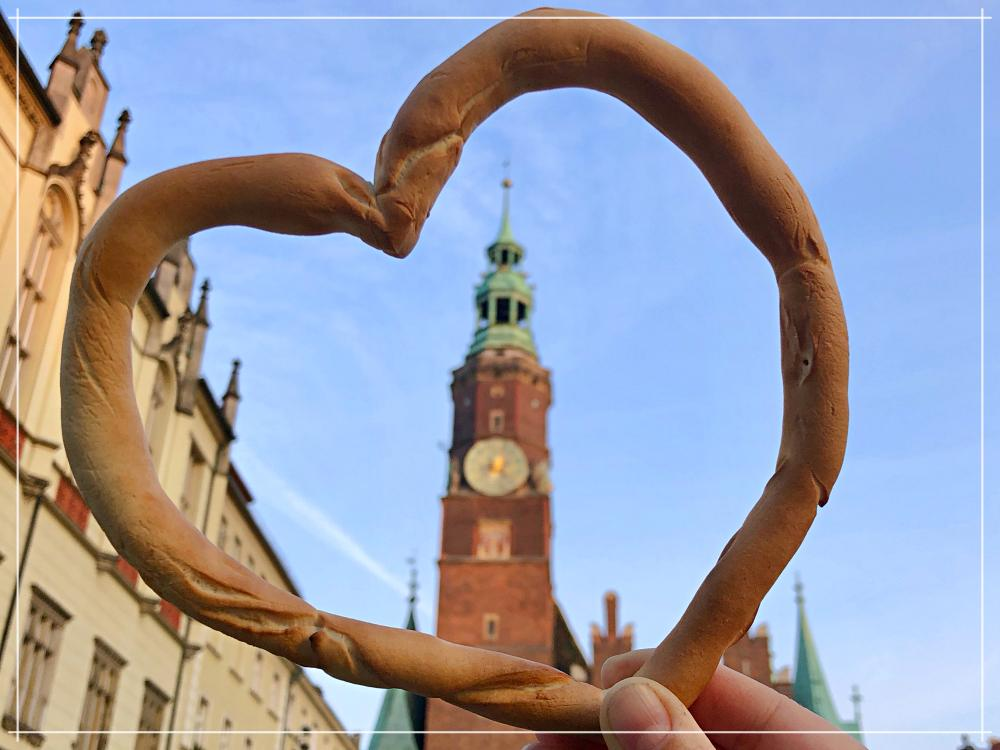 precle, Pan Precel – street food'owa przekąska, którą polubił Wrocław